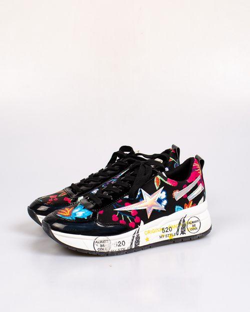 Pantofi sport Adam's cu imprimeu 2103601323