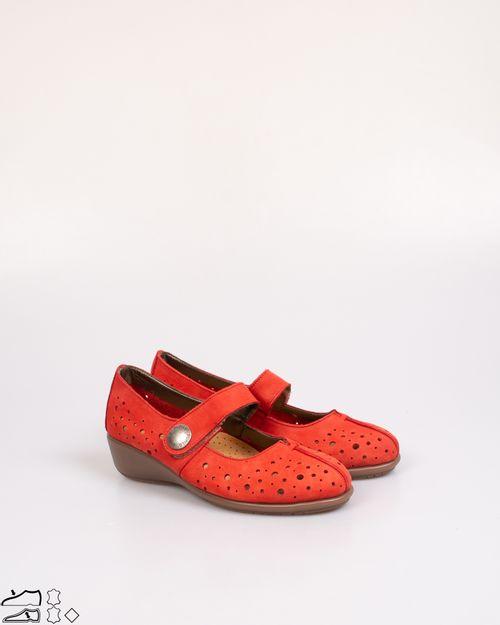Pantofi Pupilo Confort din piele naturala cu talpa flexibila 2103601336