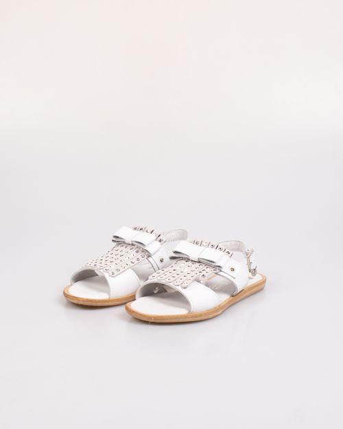 Sandale Melania din piele naturala cu detalii aplicate 2103601540
