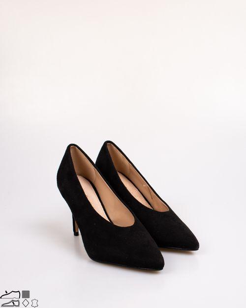 Pantofi Adam's cu varf ascutit si brant din piele naturala 2103601574
