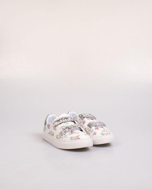 Pantofi casual Adam's cu imprimeu si sclipici 2103601706