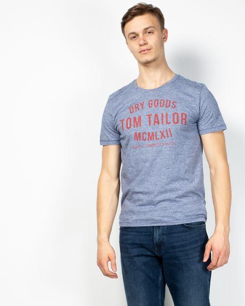 Tricou din bumbac cu imprimeu 2102801031