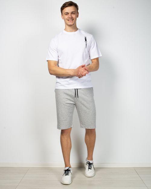 Pantaloni din bumbac organic cu buzunare 2105330011