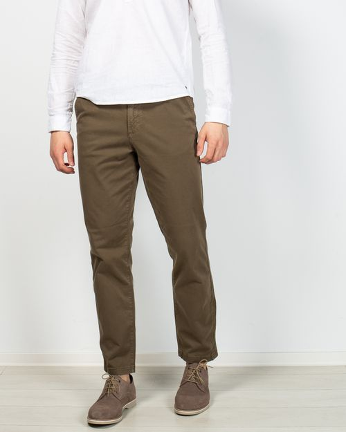 Pantaloni casual cu buzunare 2102501003
