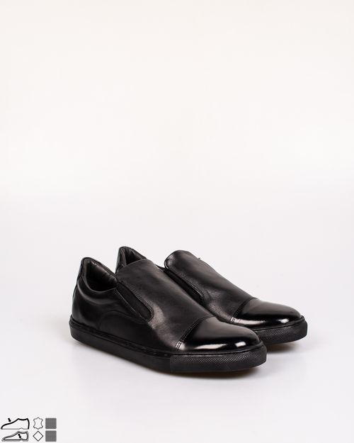 Pantofi din piele naturala  N903802025
