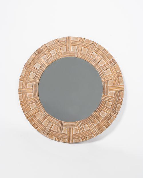 Oglinda din lemn