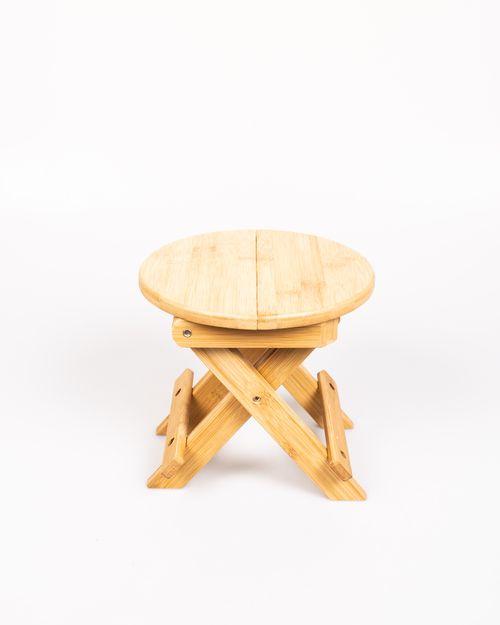 Masuta decorativa pliabila din lemn