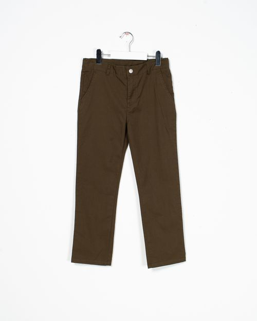 Pantaloni din bumbac cu buzunare 2029201070