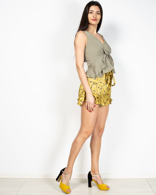 Pantaloni scurti cu imprimeu 2017101178