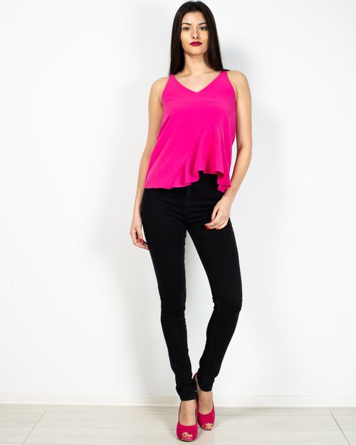 Jeans skinny cu talie inalta 2104501007
