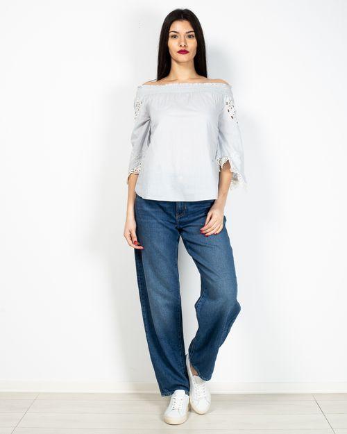 Jeans drepti din bumbac 2104501019