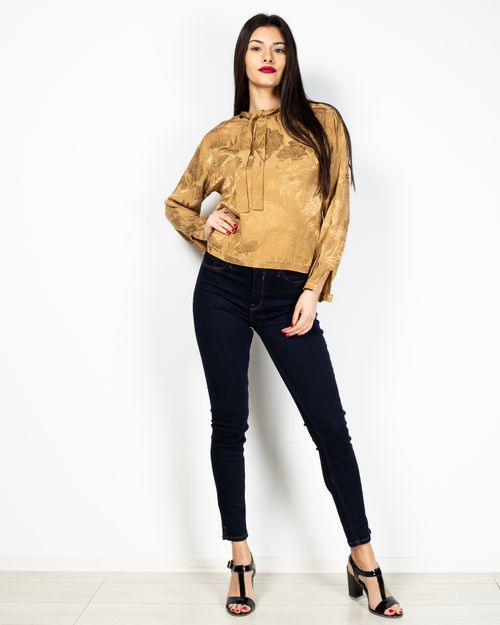 Jeans skinny cu talie inalta 2104501021