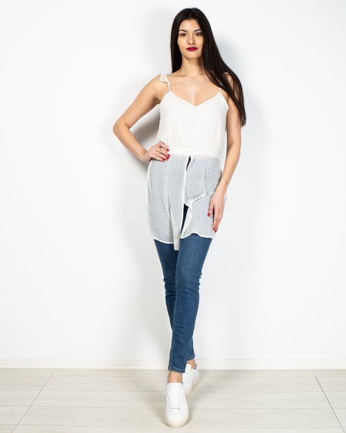 Jeans cu talie inalta 2104501047