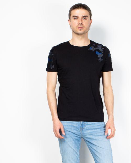 Tricou din bumbac cu maneca scurta 2105305019