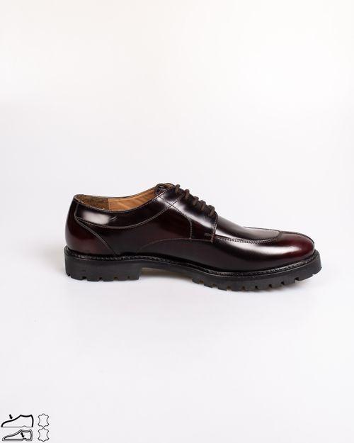 Pantofi cu siret si varf rotund  N903939006