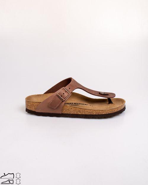Papuci din piele naturala  2104001009