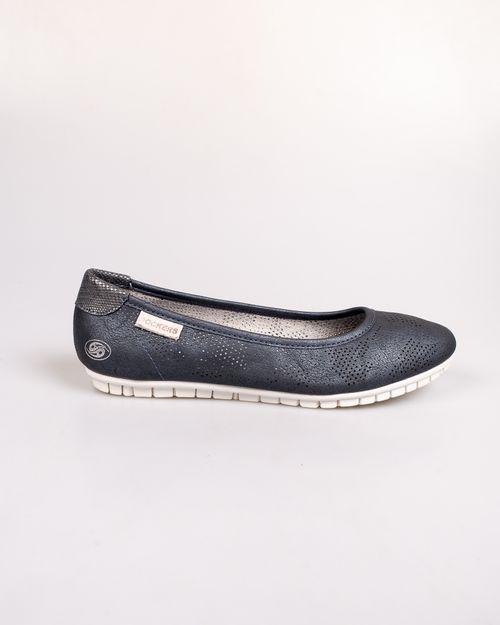 Pantofi cu model perforat si talpa joasa 2104001020