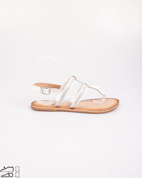 Sandale din piele naturala cu barete subtiri N903947021