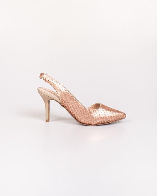 Pantofi decupati  cu varf ascutit si paiete 2105906016