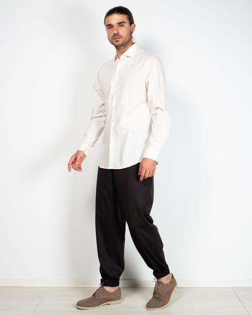 Pantaloni cu buzunare si fermoar ascuns 2108912004