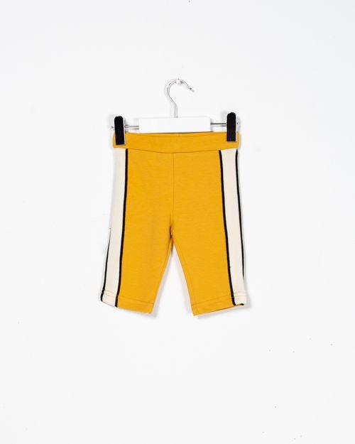 Pantaloni trei sferturi cu talie elastica 2111517002