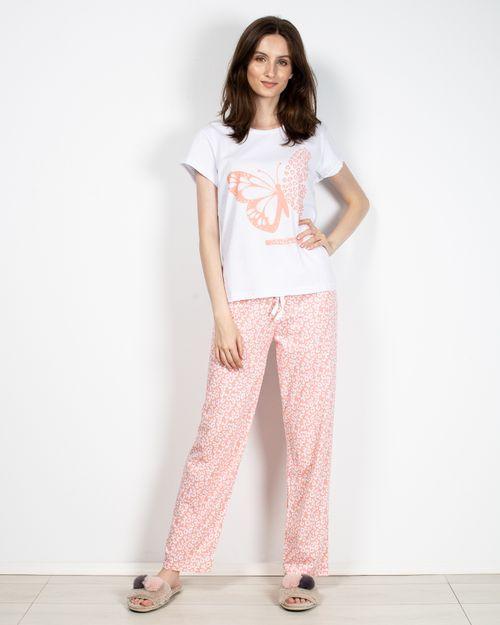 Pijama din bumbac 2113003001