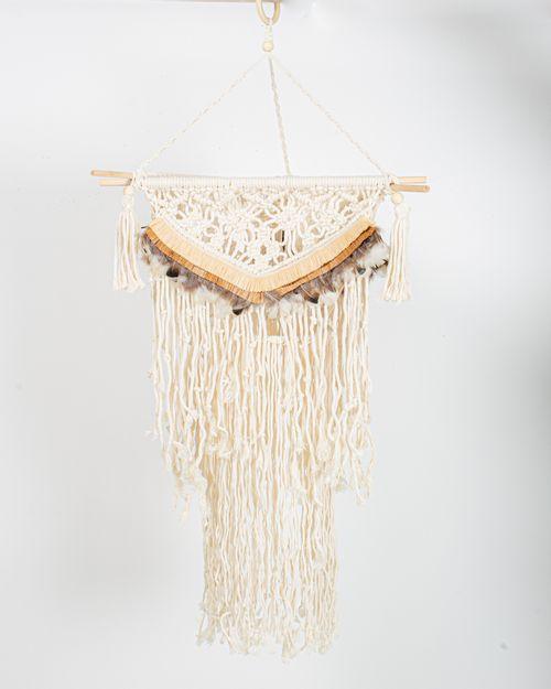 Abajur din material textil