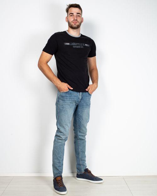 Pantaloni cu fermoar metalic si buzunare 2104502001