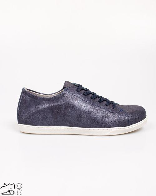 Pantofi din piele naturala cu siret  2113101005