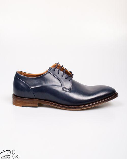 Pantofi din piele naturala cu siret  2113202005