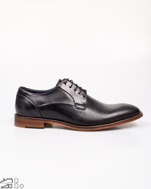 Pantofi din piele naturala cu siret  2113202022