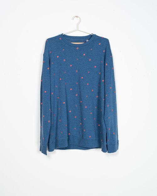 Bluza casual cu imprimeu 2102501006