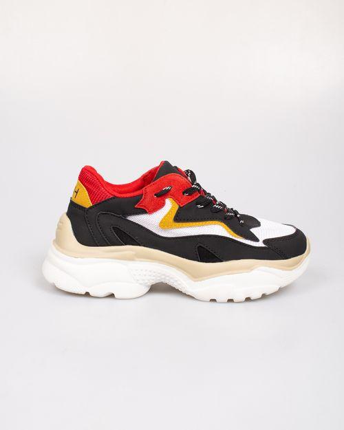 Pantofi casual Silvian Heach cu siret  2118101072