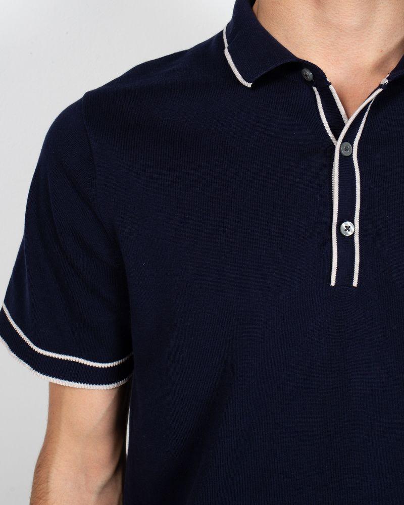 Bluza-din-bumbac-tricotat-cu-maneca-scurta-si-nasturi-la-baza-gatului-2110801003