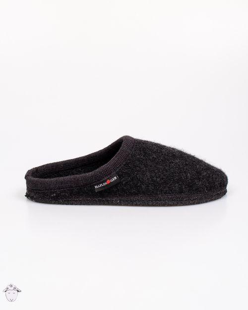 Papuci de casa caldurosi Haflinger din lana pentru barbati 2118301150