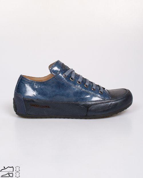 Pantofi casual Candice Cooper din piele naturala cu aspect metalizat 2118301246