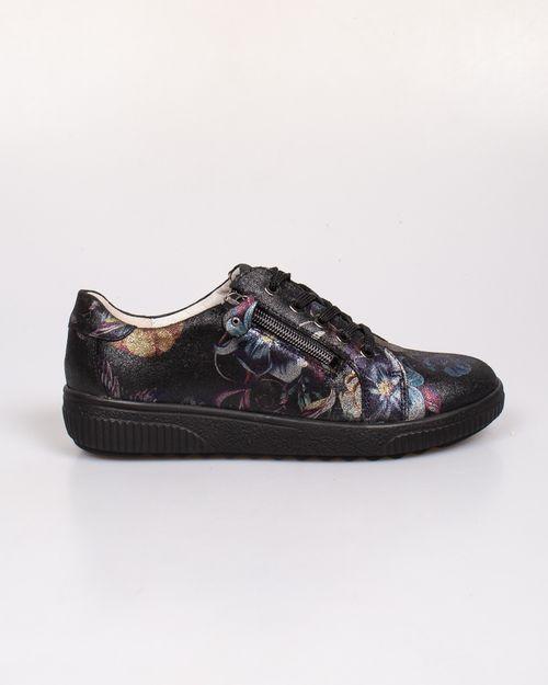 Pantofi casual Waldlaufer din piele naturala pentru femei 2118301009