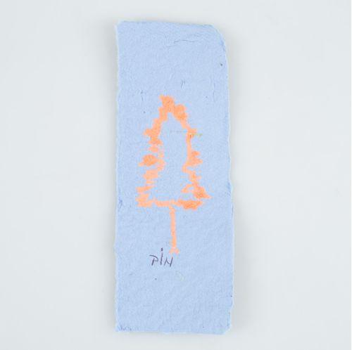 Semn de carte Pin