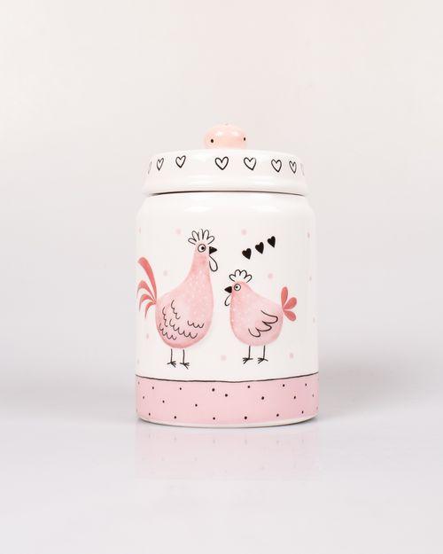 Borcan de depozitare din ceramica cu capac M7376905005