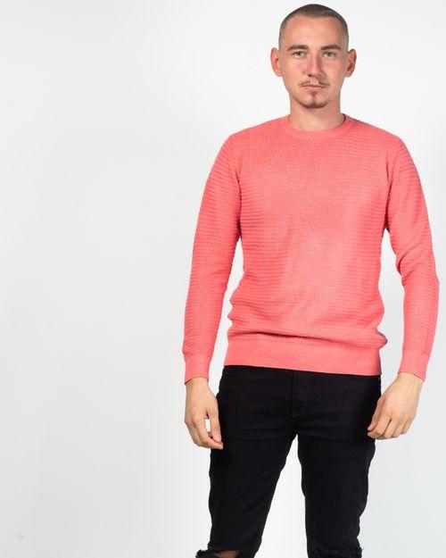 Pulover tricotat subtire pentru barbati