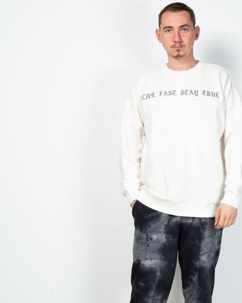 Bluza din bumbac cu imprimeu 2026620001