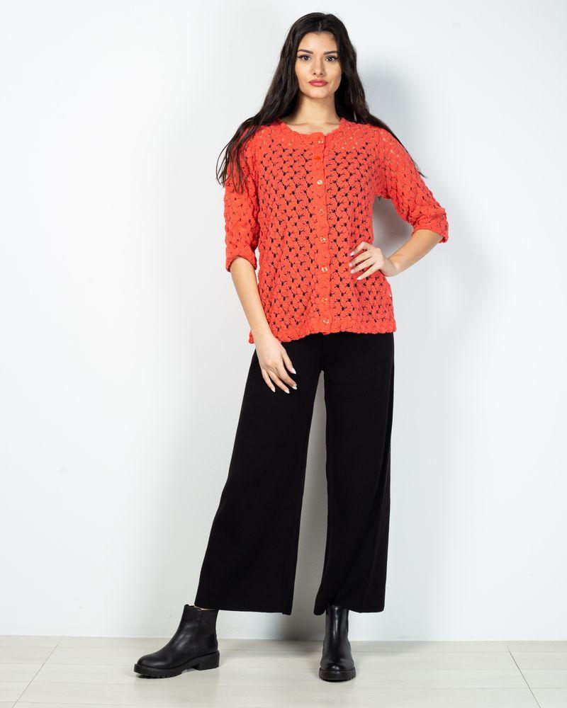 Cardigan-tricotat-cu-maneca-trei-sferturi-si-nasturi-2030901016