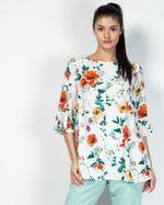 Bluza-cu-maneci-clopot-si-imprimeu-floral-2030901237