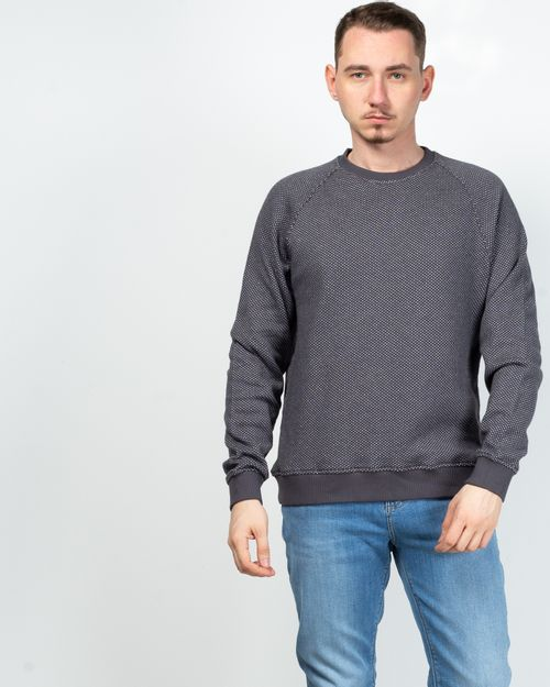 Bluza barbati din bumbac organic  2100435001