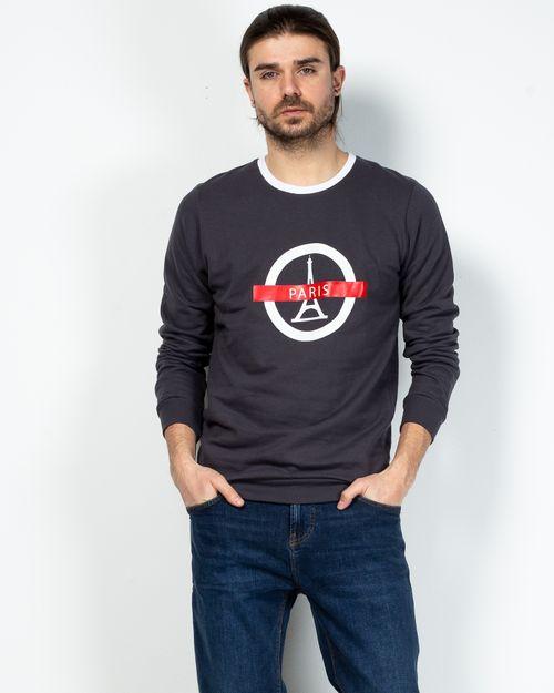 Bluza barbati cu imprimeu 2100117001