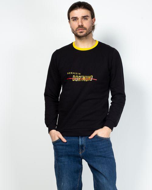 Bluza barbati bumbac cu imprimeu 2100117005