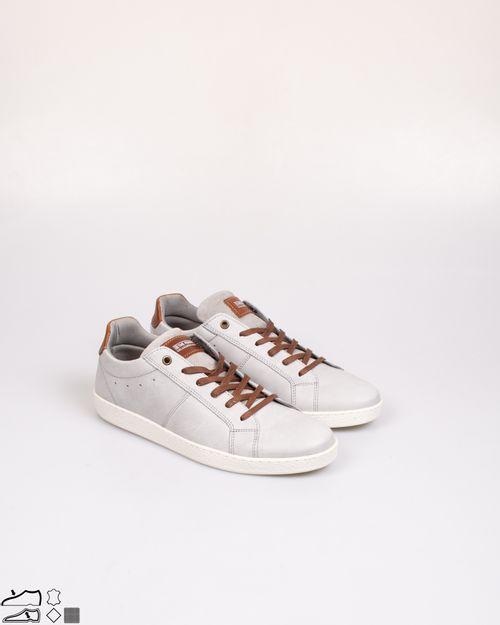 Pantofi casual din piele naturala  2103004011