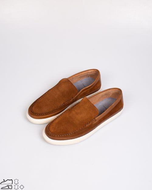 Pantofi barbati din piele intoarsa 2103101006