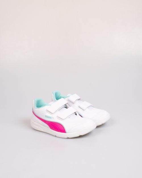 Pantofi casual Puma cu arici pentru fete 2102101107