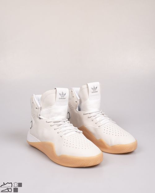 Ghete sport barbat Adidas din piele naturala si siret  2102101205